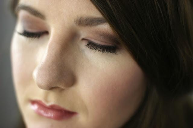 All Matte Bridal Makeup